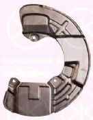VOLVO S80 98-........................... SPLASH PANE  BRAKE DISC, FRONT AXLE LEFT, DIAMET